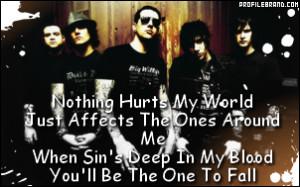 unholy confessions hard rock heavy metal m shadows zacky vengeance