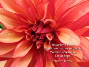 Famous Mother Teresa Quote wallpaper