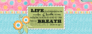 Life Quote Timeline Cover Preview
