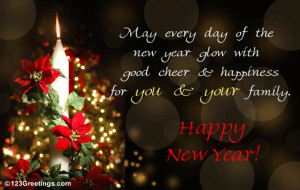 New Year Greeting Cards 2013 6