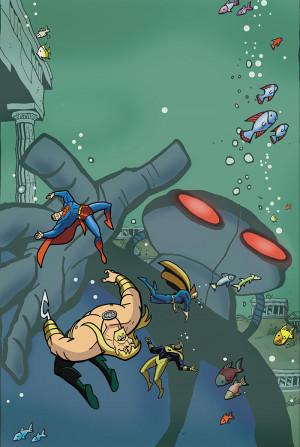 Justice League Unlimited...