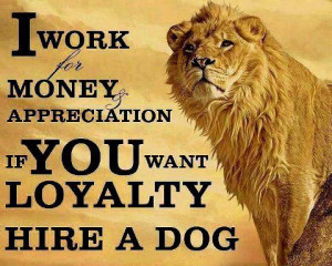 dog for loyalty facebook timeline cover funny money quotes picture