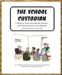 The School Custodian : A Cartoon Tribute to Those Who Maintain ...