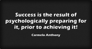 Carmelo Anthony Quotes | Best Basketball Quotes