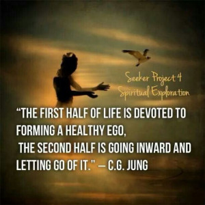 Ego... Just let it go.