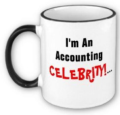 Accounting is my life. Stop by some time and I'll tell you why...