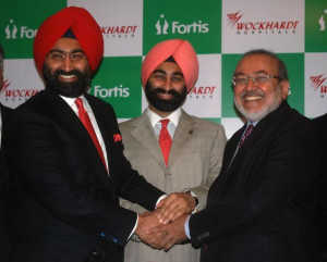 Singh (centre), Managing Director, and Malvinder Mohan Singh ...