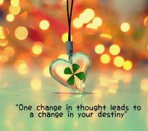 Absolutely Believe In Destiny