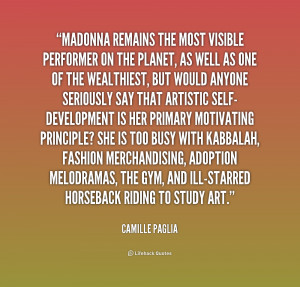 remains the most visible performer on 1 209625 1 madonna quotes