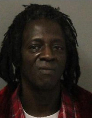 William Drayton, aka Flavor Flav, was ticketed in Nassau County for ...
