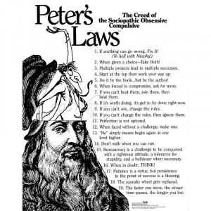 the peter principle book pdf