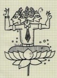 Power Talk by Dr Devdutt Pattanaik, Chief Belief Officer- The Future ...