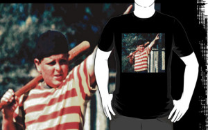 Sandlot Ham Great Bambino by pristinepeople
