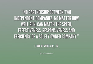 Inspirational Quotes About Partnership