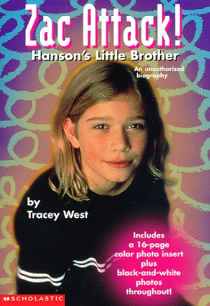 """Start by marking """"Zac Attack!: Hanson's Little Brother"""" as Want to ..."""