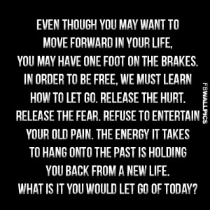 Learn How To Let Go Mary Manin Morrissey Advice Quote Picture