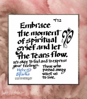 Spiritual-Grief and Mourning Quotes-Tears