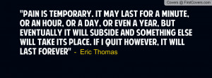 Eric Thomas Quotes Eric Thomas Quotes
