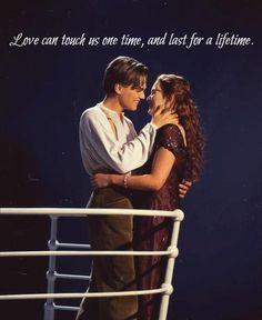Titanic Movie Love Quotes #titanic #love