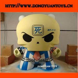 DIY Robot Munny Toy;Vinyl PVC Miniature Toy