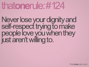 Relationship Quote That One Rule
