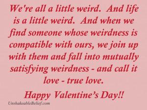 UB Valentines - Weird -2