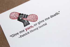 Yarn Quote