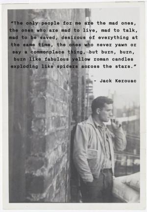 Happy Birthday, Jack Kerouac!