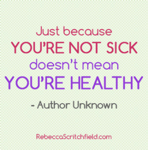 feeling sick quotes for facebook
