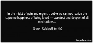 Pain Trying Brave Being Izquotes Quote