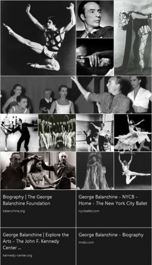 George Balanchine: George Balanchine (Jan 22, 1904-Apr 30, 1983) was a ...
