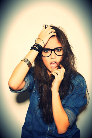 photography girl hot hipster glasses dubstep sexy girl hipster girl