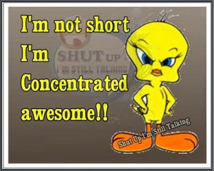 Im Awesome Quotes And Sayings I'm concentrated awesome