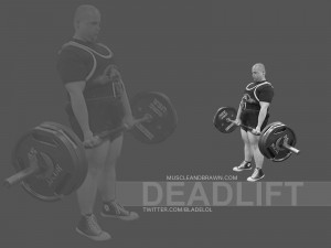 Displaying 19> Images For - Powerlifting Deadlift Wallpaper...