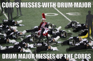 Related Pictures drum major problems meme quickmeme