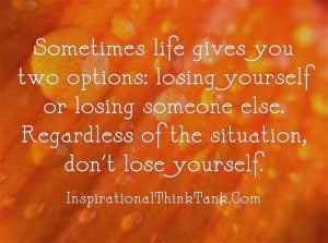 Yourself Quotes Pictures, Sometimes Quotes, Life Quotes
