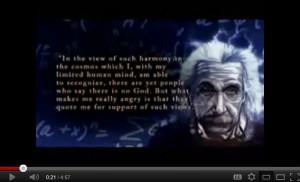 Albert Einstein's Thoughts on GOD