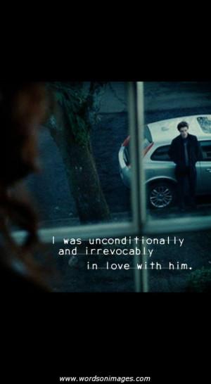 Twilight love quo...
