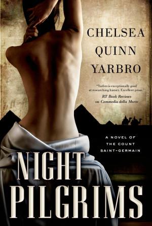 Chelsea Quinn Yarbro in the Night Strangers