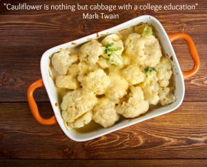 cauliflower quote
