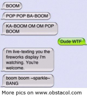 Funny Friend Text Messages