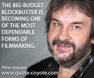 Peter Jackson Quotes