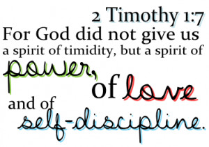 Bible Verses About Discipline