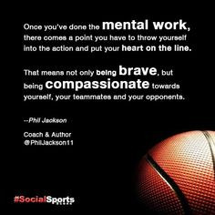 quote from phil jackson about teamwork more sports quotes basketball ...