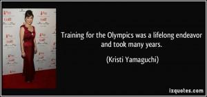 More Kristi Yamaguchi Quotes