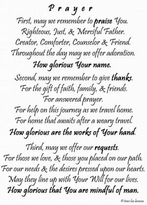 prayer, faith, inspiration, praise, thanksgiving, requests, Christian