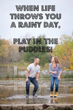 Quote Art Print, Happiness in Life Print, Happiness Print, Rainy Day ...