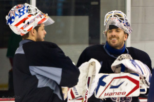 Henrik Lundqvist Hockey Goalie God Blog