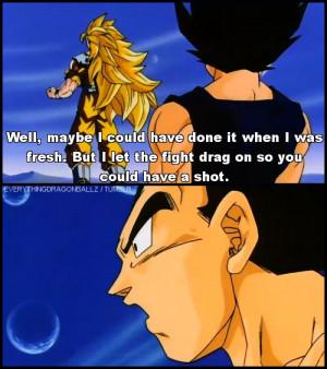 Goku False Super Saiyan...