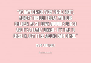 Friday Night Dinner Quotes